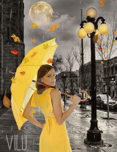 Chuva de Outono - Virginia Lucia Campos Mendonça