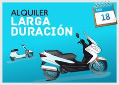 9 Ideas De Alquiler De Motos En Madrid Alquiler Motos Scooters