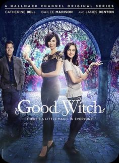 Un peu de lecture: 📺 The Good Witch 📺