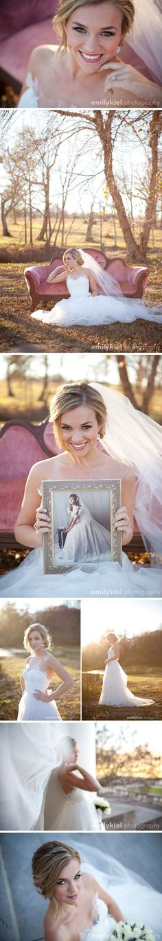 rock lake ranch bridal photos with a pink vintage couch, heather