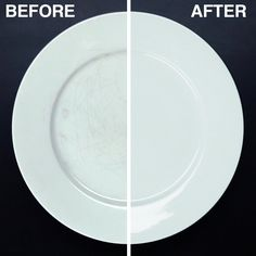 Make Plates Look New Again