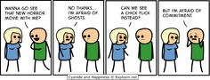 Movies - Cyanide and Happiness