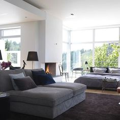 ikea kivik chaise side by side - nice lounge approach ) : kivik chaise lounge - Sectionals, Sofas & Couches