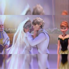 """""""Take her to the moon for me, okay?"""" ~ inside out #jelsa"""
