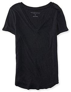 Womens Perfect Tee Basic T-Shirt