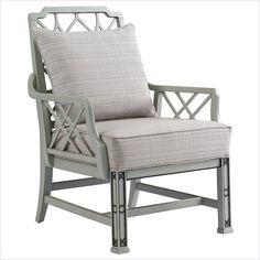 Preserve - Brighton Chair in Lamb's Ear - 340-55-74 living room  - Stanley Furniture