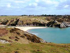 Three Cliffs Bay, Gower ~ Swansea