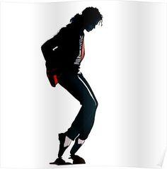 'MJ, magic foot' Poster by GSunrise Michael Jackson Cake, Michael Jackson Costume, Michael Jackson Drawings, Michael Jackson Wallpaper, Music Studio Decor, Zebra Painting, Captain America Wallpaper, Lord Shiva Hd Wallpaper, Odell Beckham Jr