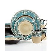 Pfaltzgraff Everyday Dinnerware, Montego 16 Piece Set