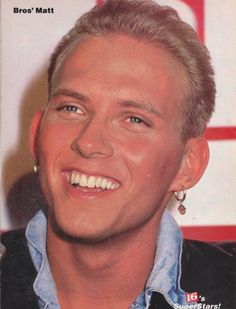love that smile. Matt Goss, The Krays, The Boogie, Many Men, Spice Girls, Twins, Celebrities, Singers, Smile
