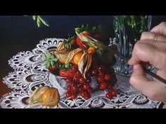 "Pintura al óleo: ""color, luz y sombra..."" Oil painting: ""colour, light and shadow..."" - YouTube                                                                                                                                                                                 Más"