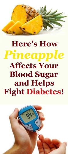 Here is how pineapple affects your blood sugar and helps fight diabetes.Here is how pineapple affects your blood sugar and helps fight diabetes. Diabetic Snacks, Healthy Snacks For Diabetics, Diabetic Recipes, Pre Diabetic Diet Plan, Healthy Recipes, Diabetes Tipo 1, Type 1 Diabetes, Diabetes Diet, Diabetes Mellitus