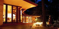 Frank Lloyd Wright's |The Cooke House FOR SALE
