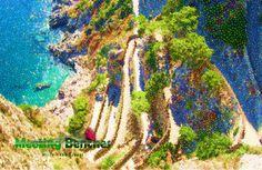 L'ISOLA DI CAPRI E GLI ARTISTI – L'Isola Azzurra, fascino e bellezza di un'isola mediterranea - Meeting Benches