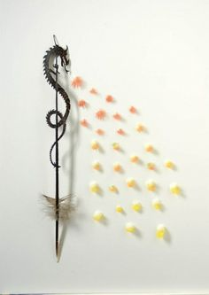 waaaat? | Feather Marvels by Chris Maynard | Design