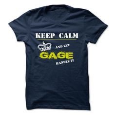 GAGE T-Shirts, Hoodies. VIEW DETAIL ==► https://www.sunfrog.com/Camping/GAGE-123295990-Guys.html?id=41382