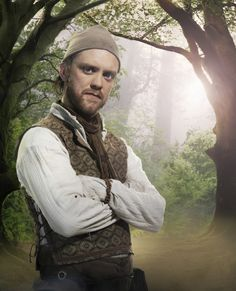 (Much from BBC Robin Hood) I think I should make him a character, or at least somewhat like him...