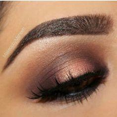 Lovely! @makeupbymaheen | #makeup