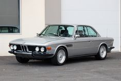 Bid for the chance to own a 1972 BMW 3.0CSi 4-Speed at auction with Bring a Trailer, the home of the best vintage and classic cars online. Lot #8,803.