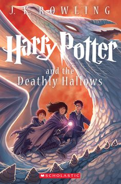 Kazu Kibuishi cover Harry Potter and the The Deathly Hallows