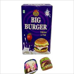 NISHA ENTERPRISES from Indore, Madhya Pradesh (India) is a manufacturer, supplier and exporter of Big Burger Flavour Biscuit at the best price. Big Burgers, Range, Nutrition, Pure Products, Fresh, Natural, Cookers, Stove, Ranges
