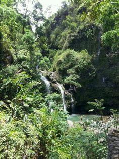 Road to Hana #Maui #Waterfalls