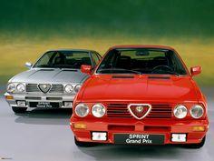 Alfa Romeo Sprint 1.5 Quadrifoglio Verde Grand Prix 902 (1984)
