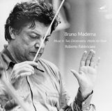 Bruno Maderna: Music in Two Dimensions - Works for Flute [Digital Download]