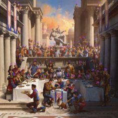 "Logic's ""Everybody"" Album cover people - Album on Imgur"