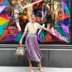 """4,424 Likes, 49 Comments - JESSICA ALIZZI (@jessalizzi) on Instagram: """"almost friday vibe in @elka_collective skirt ✨"""""""