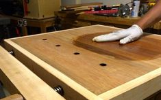 Joinery Bench & Moxon Vise