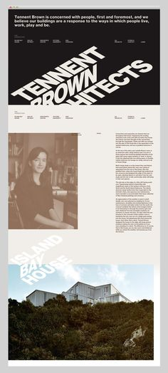 A showcase of effective and beautiful web design