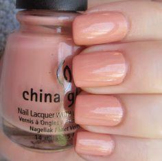 China Glaze Sunset Sail