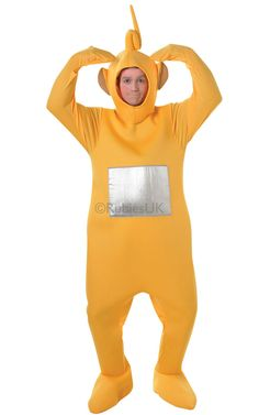 Great costume from the world's most famous kids show, the Teletubbies Laa Laa costume is already one of the most popular outfits in fancy dress.