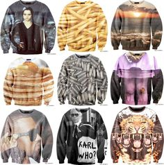 sweaters sweaters sweaters!
