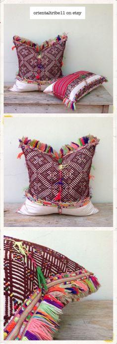 http://www.etsy.com/shop/orientaltribe11 #etsy #interiordesign #organic #pillowtalk #pillow #pillowcase #pinterest #unique #sale #vintage#intdesignerchat #decoração #DesignBizChat #intdesign #hmongpillow #art #nyc #stain #antique #decor #textile #home #apartment #house #retweet