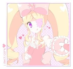 """""""i don't care💖"""" by carebear-chan ❤ liked on Polyvore featuring art, anime, KILLlaKILL and nuiharime"""