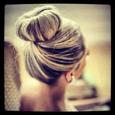 Full Twist Bun