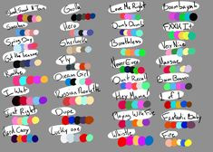 21 Best Palette Challenge Images In 2019 Color Combos Colour