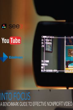 3 Insights into Creating Stronger #Nonprofit Videos from New Benchmark Guide http://www.miratelinc.com/blog/3-insights-into-creating-stronger-nonprofit-videos-from-new-benchmark-guide/