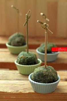 Polpette agli spinaci