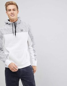 Hollister Athletic Icon Logo Hoodie Cut & Sew in White/Gray   #hollister #clothing #clothes #hoodie #boyfriendmaterial #sports #sporty #fashion #fashionstyle #style #mesnwear #mensfashion #mensstyle #mens #model #people #forsale #fashionable #love #marketing #products #shopping #shopmycloset #shoponline #shopstyle #onlineshopping #athletic #athleticwear