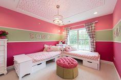 girls room paint ideas