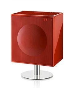 GENEVAサウンドシステム XL Wireless (Red) ¥260,000(税抜) ※スタンドは付属していません
