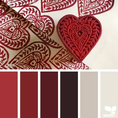 """""""today's inspiration image for { color valentine } is by @auntieclaras ... thank you, Clara, for another amazing #SeedsColor image share ( ... & you know i…"""""""