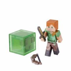 Alex Minecrat Action Figure Best Minecraft toys for kids. Children and adults love these figures Minecraft Toys For Kids, Minecraft Tips, Minecraft Anime, Minecraft Houses, Minecraft Action Figures, Gaming Room Setup, Top Toys, Kids Store, Shopping
