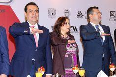 El Jefe de Gobierno del Distrito Federal, Dr. Miguel Ángel Mancera Espinosa, refirió que el trabajo conjunto de los Abogados encaminará a la Ciudad de México a ser una CapitalSocial.