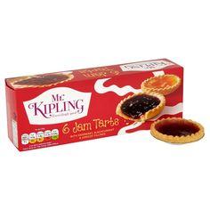 Mr Kipling Jam Tarts 6