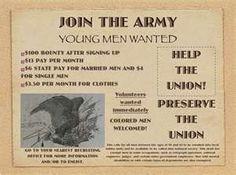 civil war recruiting poster 2 picture by laureanojimmy - Photobucket