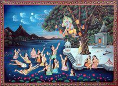 Nathdwara Paintings : Durga Arts
